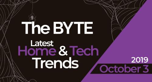 The BYTE 10/3/19