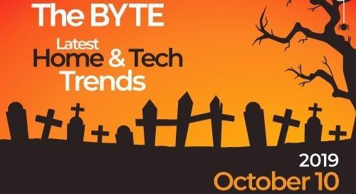 The BYTE 10/10/19