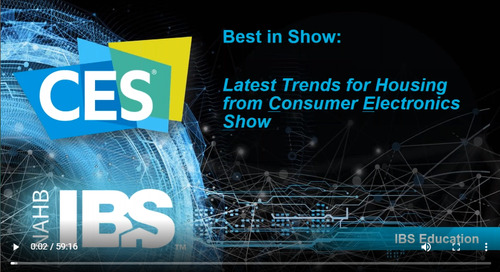 WEBINAR: Best in Show - Highlights from the Consumer Electronics Show
