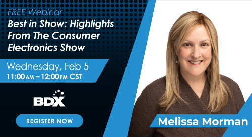 Webinar: Best in Show – Highlights from the Consumer Electronics Show