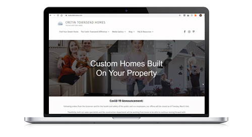 Builders Doing Amazing Things—Cretin Townsend Homes