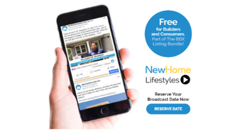 New Home Lifestyles – Showcase Your Homes Live On Social Media