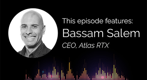 BDXtra Podcast — Featuring  Bassam Salem With AtlasRTX