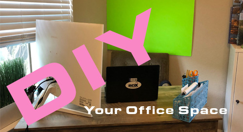 Tired Of The Same Old Scenery? We've Got Tips On How to Jazz Up Your Office Space Virtually