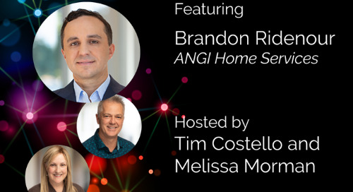 BDXtra Podcast — Featuring Brandon Ridenour With ANGI Homeservices