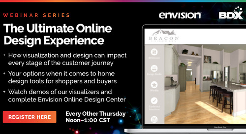 Webinar Every Other Thursday: The Ultimate Online Design Experience