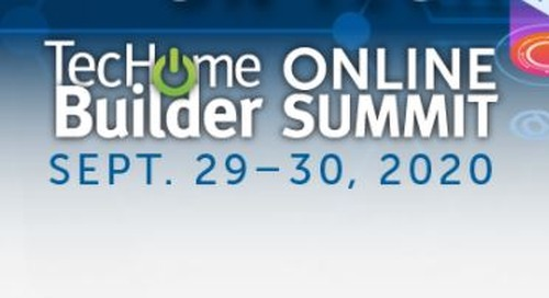 Tim Costello To Deliver Keynote Speech At The 2020 TecHome Builder Online Summit