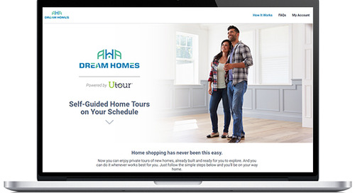 Builders Doing Amazing Things – AHA Dream Homes Makes Models Available 24/7