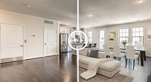 Virtual Staging—The Visualization Secret Weapon