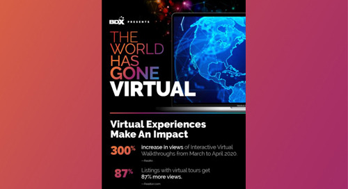 INFOGRAPHIC: The World Has Gone Virtual