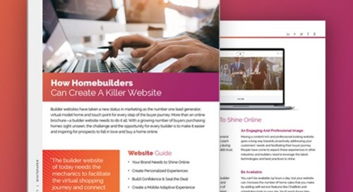 Creating A Killer Website