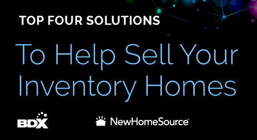 4 Solutions To Help Sell Your Inventory Homes Before The End Of The Year