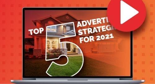Recorded Webinar: Top 5 Advertising Strategies For 2021