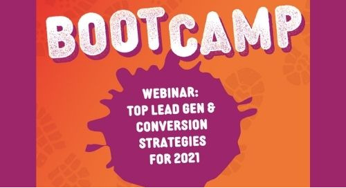 Recorded Webinar: Strategies To Become A Lead Gen Super Hero