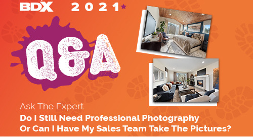 Ask The Expert: Do I Still Need Professional Photography?
