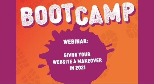 Upcoming Webinar 1/28: Giving Your Website A Makeover in 2021