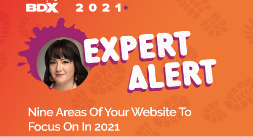 EXPERT PERSPECTIVE: Nine Areas of Your Website to Focus on in 2021
