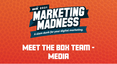 Meet the BDX Team – Media