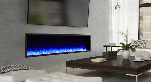 Electric Fireplaces - Ecofriendly Features & Installation Flexibility - From Our Partners At Hearth & Home