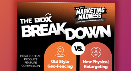 The Breakdown: Geofencing VS Physical Retargeting