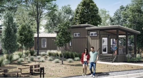 BDX Renderings Featured in Story on New Tiny Home Community in Austin
