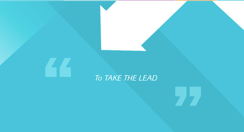 Inspirational Video - To Take the Lead
