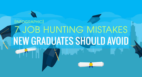 7 Job Hunting Mistakes New Graduates Should Avoid