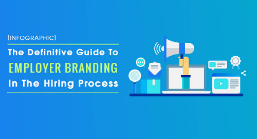 [INFOGRAPHIC] The Definitive Guide To Employer Branding In The Hiring Process