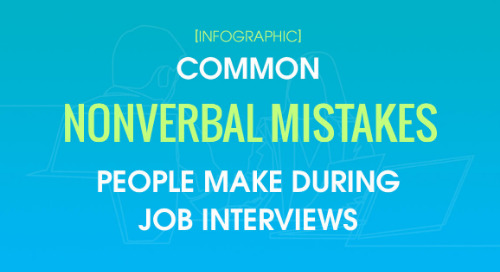 Common Nonverbal Mistakes Made In An Interview