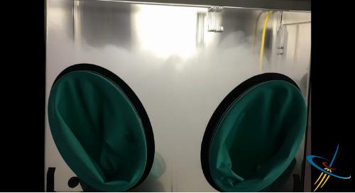 [Video] Isolator Airflow, Turbulent vs Unidirectional