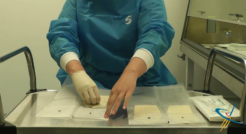 [Video] Donning Double HD Sterile Gloves