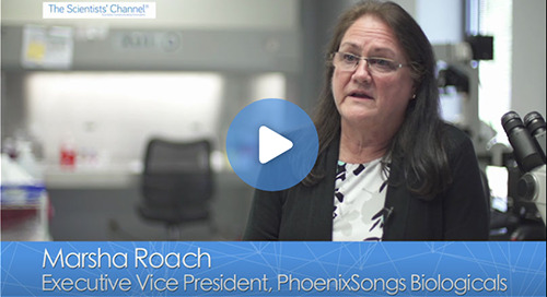 [Video] Marsha Roach, PhoenixSongs Biologicals