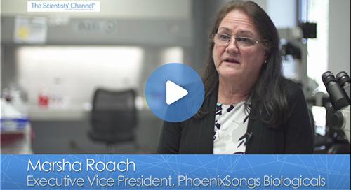 [Video] Marsha Roach, PhoenixSongs Biologicals