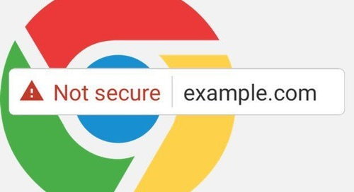 "All HTTP Websites to Soon Be Marked as ""Not Secure"" by Google Chrome"
