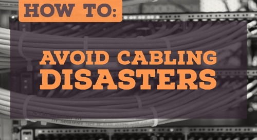 Avoiding Cabling Disasters