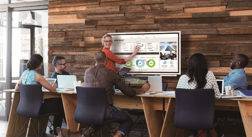 Driving Collaboration in the Digital Office