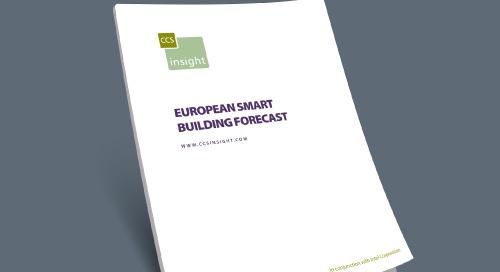 European Smart Building Forecast