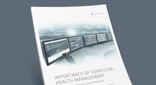 Importance of Computing Health Management in Transportation Systems