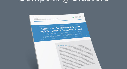Accelerating Precision Medicine with High-Performance Computing Clusters