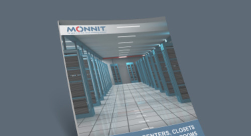Smart Monitoring Systems for Data Centers, Closets, and Server Rooms