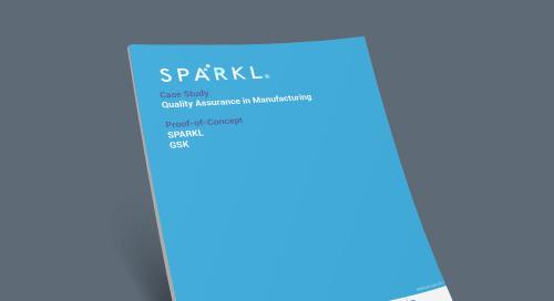 SPARKL® Ensures Quality Assurance for GSK with Intel-based Sensors