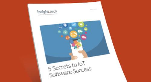 5 Secrets to IoT Software Success