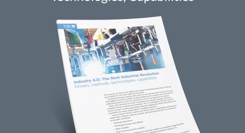 Industry 4.0: The Next Industrial Revolution: Drivers, Methods, Technologies, Capabilities