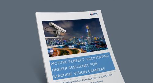 Picture Perfect: Facilitating Higher Resilience for Machine Vision Cameras