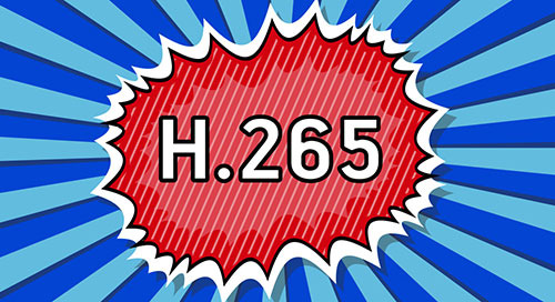 Get Ready for Scalable Video Streaming with the H.265 Codec