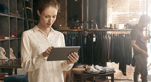 IoT Analytics: Smarter Retail with a TAP