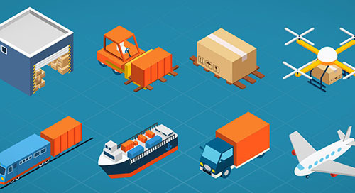Gain Visibility into Your Supply Chain with Connected Logistics