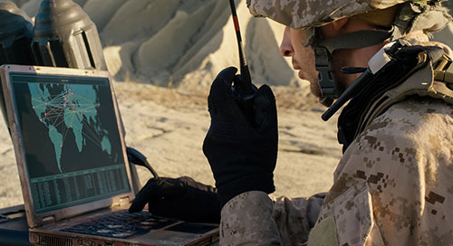 Bringing Data Center Compute to the Tactical Edge