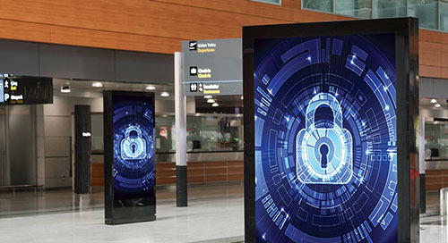 Digital Signs Add Cameras, Multiply Security Risks