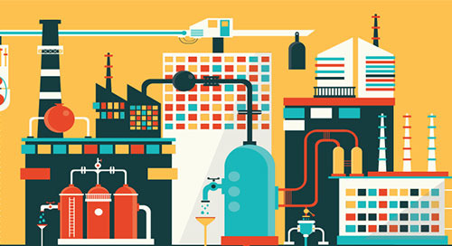 Keep an Eye on the Factory with the IoT